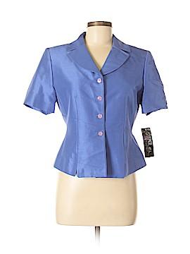 Kasper A.S.L. Silk Blazer Size 6 (Petite)