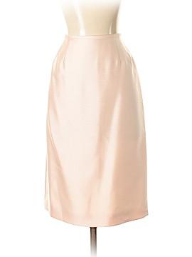 Albert Nipon Wool Skirt Size 4 (Petite)