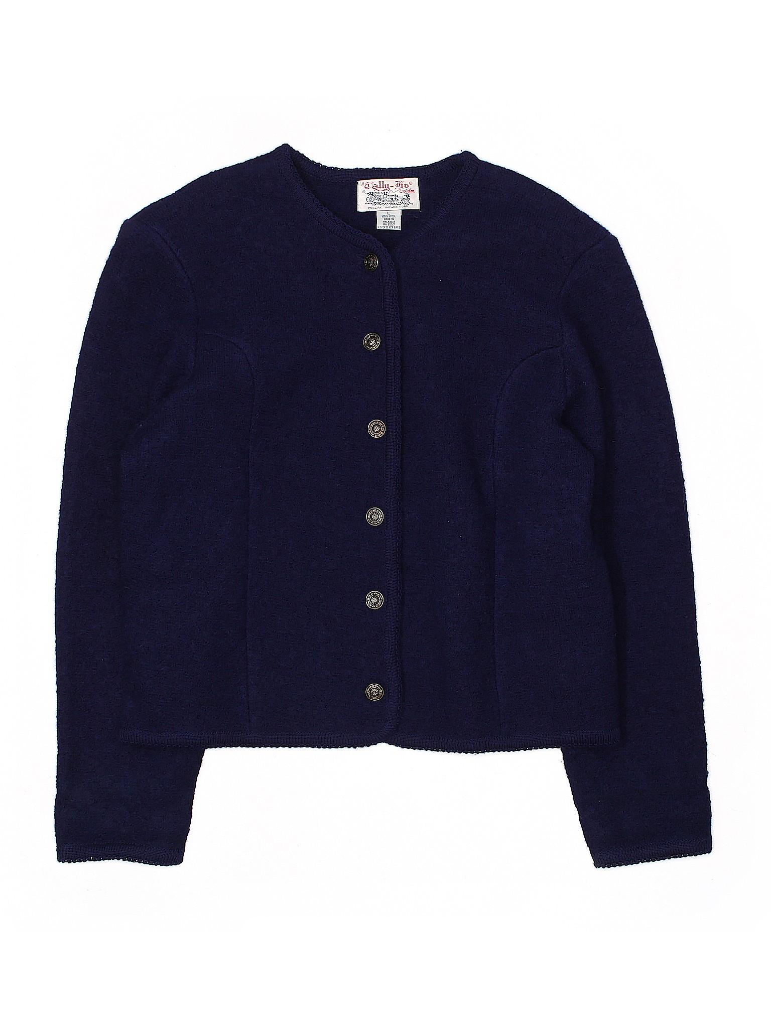 Boutique Wool Blazer leisure Tally Ho qPPx8F41w