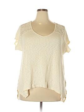 RXB Short Sleeve Top Size 2X (Plus)