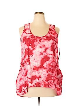 Milano Sleeveless Blouse Size XL