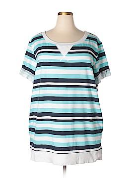 Beach House Short Sleeve T-Shirt Size 2X (Plus)
