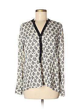 Vanessa Virginia Long Sleeve Blouse Size 8