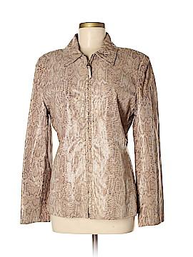 Andrew Marc Leather Jacket Size M