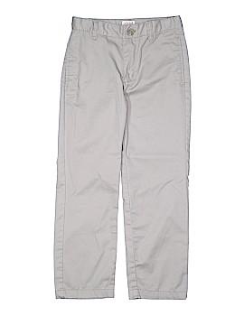 Cat & Jack Khakis Size 8 (Husky)