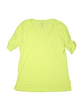 Dots Short Sleeve T-Shirt Size 1X (Plus)