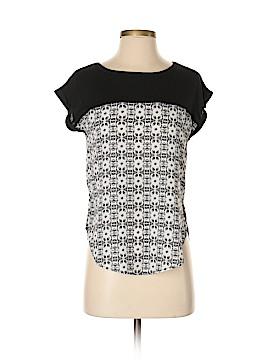 Rewind Short Sleeve Blouse Size XS