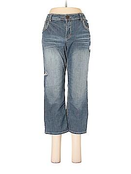 Hydraulic Jeans Size 17 - 18
