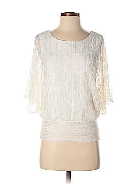 Ashley Short Sleeve Blouse Size S