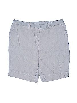 Kim Rogers Khaki Shorts Size 18 (Plus)