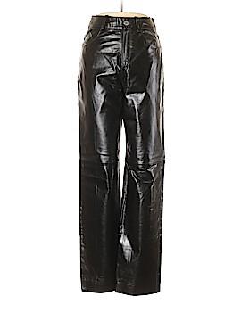 Banana Republic Leather Pants Size 4