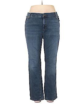 St. John's Bay Jeans Size 22WS (Plus)