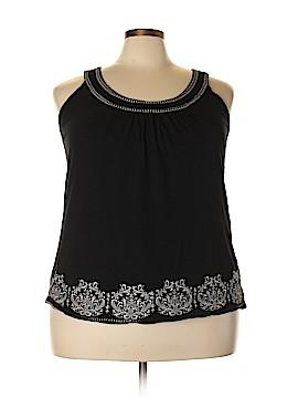 Susan Bristol Sleeveless Top Size 2X (Plus)