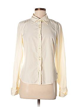 Calvin Klein Long Sleeve Button-Down Shirt Size 3