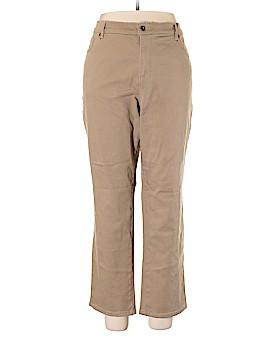 Gloria Vanderbilt Jeans Size 16 (Plus)