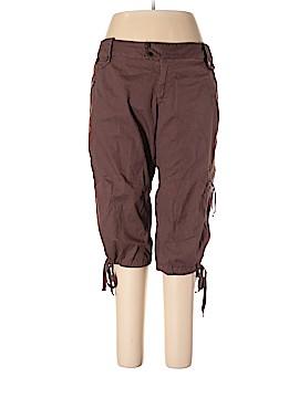 Steve & Barry's Cargo Pants Size 18 (Plus)