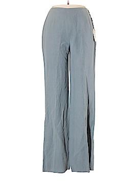 Emporio Armani Linen Pants Size 46 (IT)