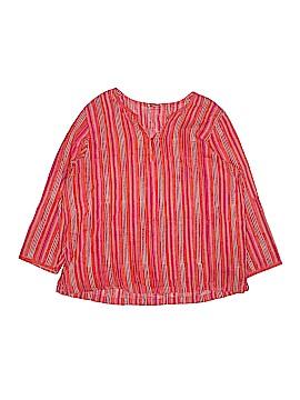Anokhi 3/4 Sleeve Blouse Size XL