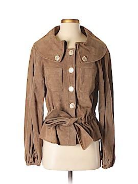 Escada Leather Jacket Size 36 (EU)