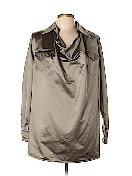 Max Mara Long Sleeve Blouse Size 8