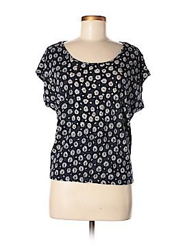 Ett:Twa Short Sleeve Blouse Size M