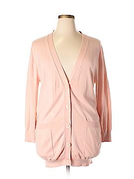 Moda International Silk Cardigan Size L