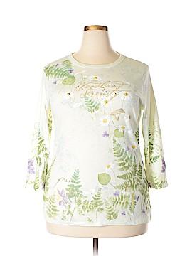 Artisan 3/4 Sleeve T-Shirt Size XL