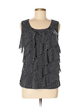 DressBarn Sleeveless Blouse Size M (Petite)