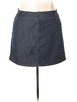 Mwah Jeans Denim Skirt Size 24 (Plus)