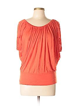 Casa Lee Short Sleeve Top Size L