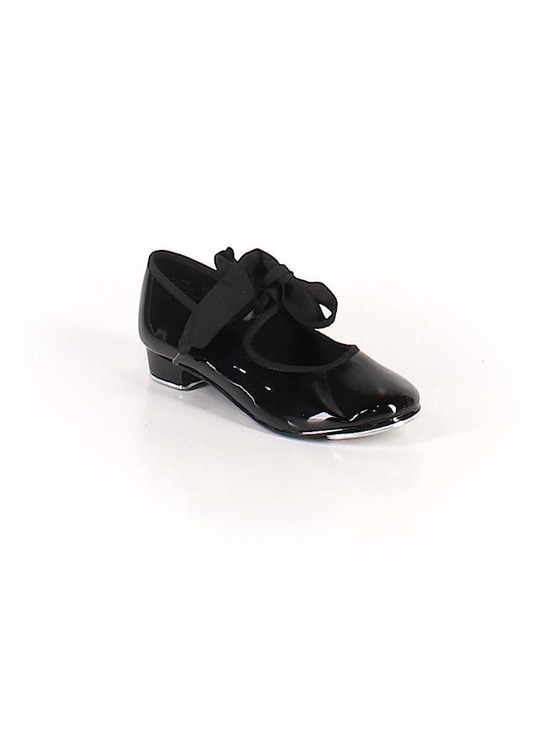 ABT Spotlights Solid Black Dance Shoes Size Off ThredUP - Abt shoes