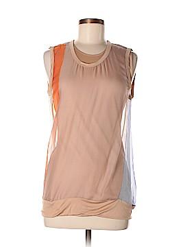 Reed Krakoff Sleeveless Silk Top Size 8