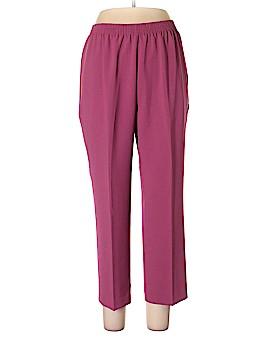 Allison Daley Casual Pants Size 14 (Petite)