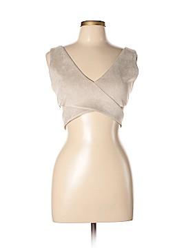 BCBGMAXAZRIA Sleeveless Top Size S (Petite)