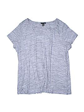 Willi Smith Short Sleeve T-Shirt Size 3X (Plus)