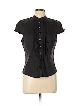 Karen Millen Short Sleeve Blouse Size 12