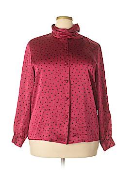 Breckenridge Long Sleeve Blouse Size 16