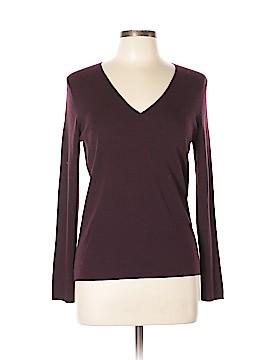 Akris punto Wool Pullover Sweater Size 14