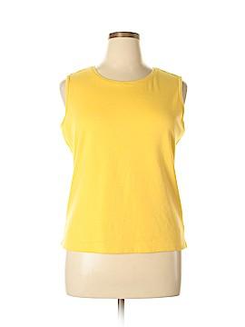 Hannah Sleeveless T-Shirt Size XL