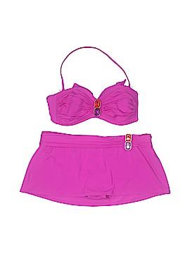 Bleu Rod Beattie Two Piece Swimsuit Size 4