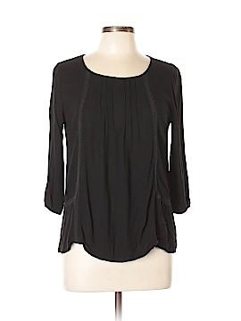 Chloe K 3/4 Sleeve Blouse Size L