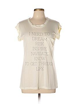 Haute Hippie Short Sleeve T-Shirt Size S