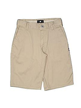 DC* Khaki Shorts Size 8 (Slim)