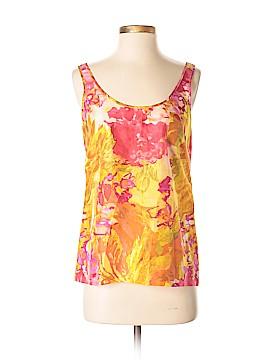 J. Crew Factory Store Sleeveless Silk Top Size 4