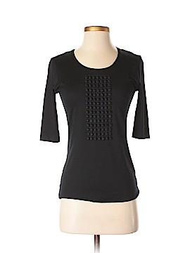 Akris punto 3/4 Sleeve T-Shirt Size 4