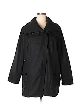 Steve Madden Wool Coat Size 2X (Plus)