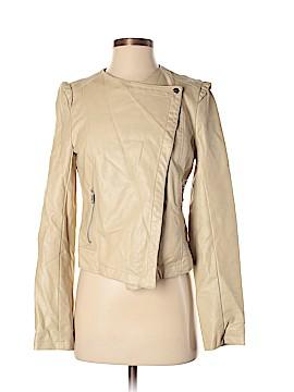 B by Bernardo Faux Leather Jacket Size S