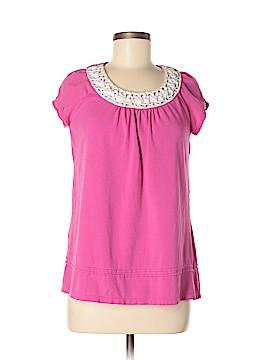 R.E.Q. Short Sleeve Top Size M