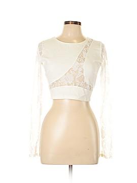 Solemio Long Sleeve Top Size L