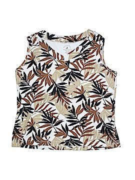 White Stag Sleeveless T-Shirt Size 16 - 18